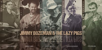 Jimmy Bozeman & the Lazy Pigs