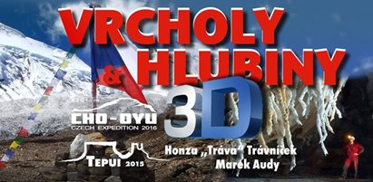Vrcholy & Hlubiny 3D